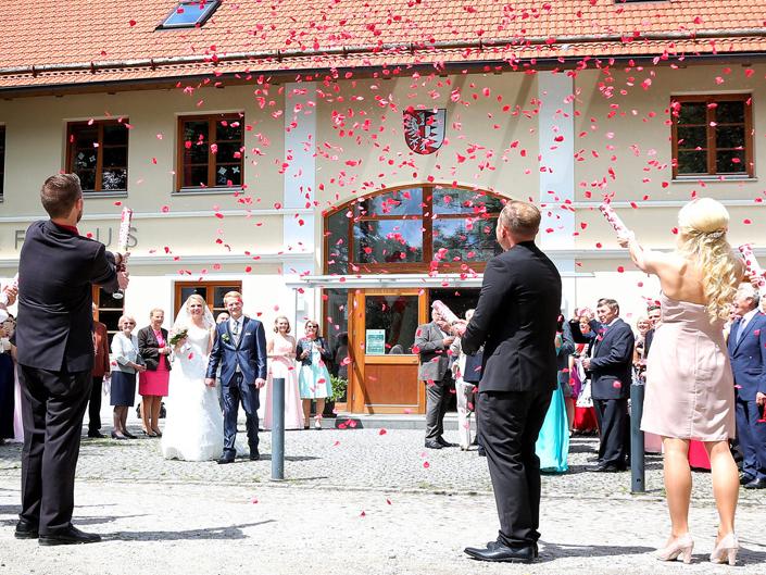 Hochzeit Reportage Fotografie